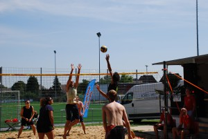 Summer Sports Volleyball